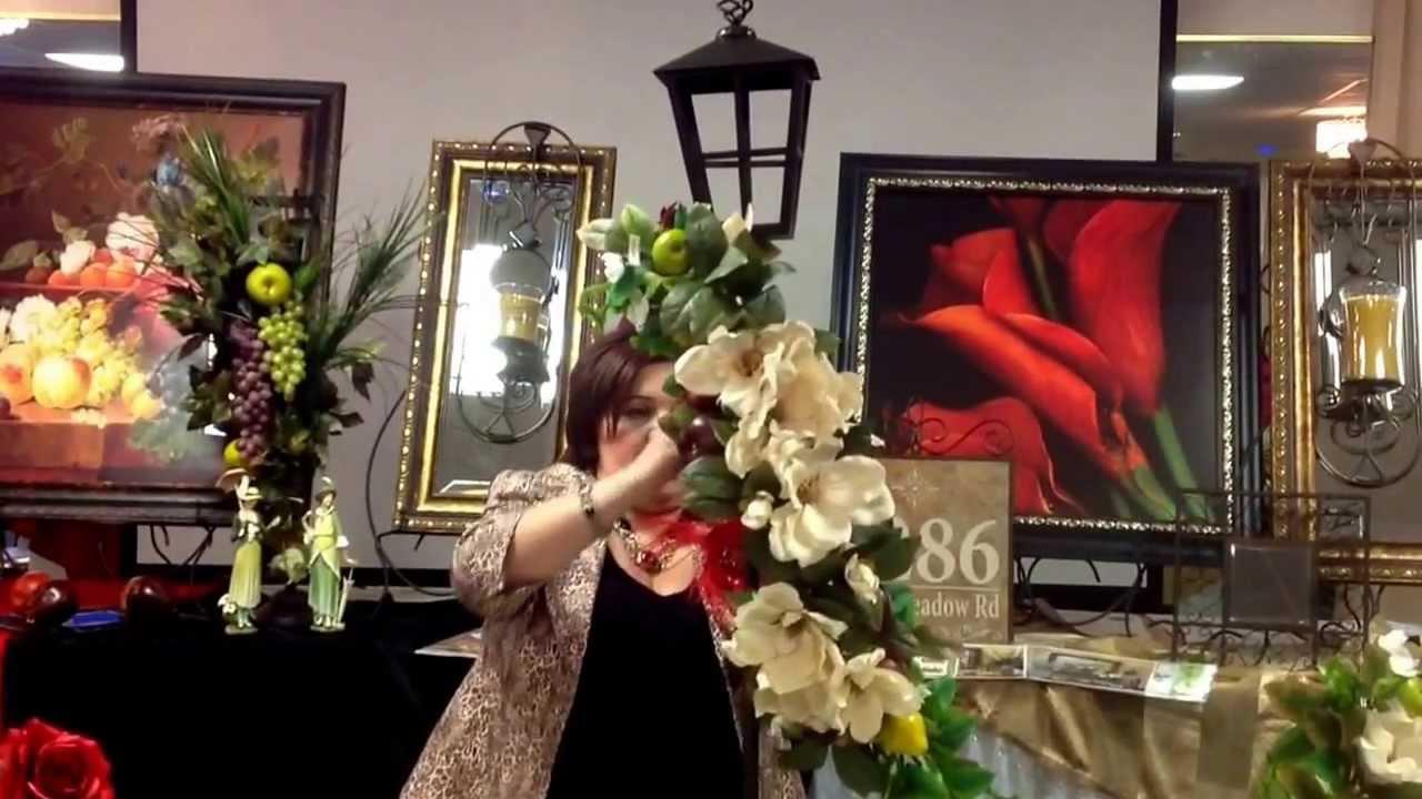 Arreglos Florales 2 Home Interiors Facebook Mary Murguia Youtube