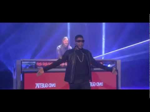 DAVID GUETTA ft Usher - Without You (Live) SUBTITULADO ESPAÑ...
