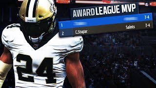 CAN ROOKIE BOUNCE BACK AFTER DROPPING ON MVP LIST? | Madden 18 Sin City Saints Ep. 13