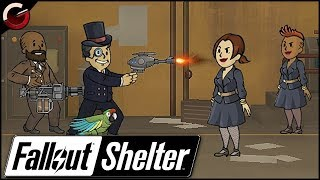 HOW TO BE A BOSS IN VAULT! Build the perfect Vault | Fallout Shelter Gameplay