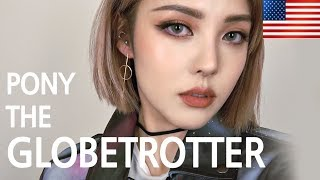 PONY THE GLOBETROTTER + GRWM (With subs) - New York 포니 더 글로브 트롯터 + 겟레디윗미 - 뉴욕 편