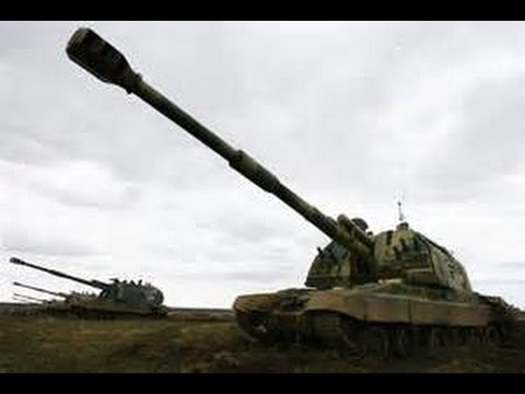 2014 July 26 Breaking News Ukraine Crisis Bigger Russian artillery moving into Ukraine soon