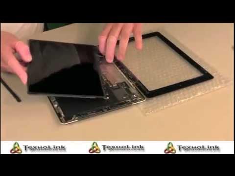 Ремонт матрицы планшета своими руками
