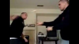 Rare video: Young Nick Diaz vs Nate Diaz Sai fight