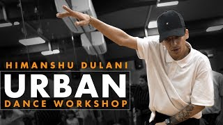 Haye Mera Dil | Urban Dance Workshop | Himanshu Dulani | Yo Yo Honey Singh | The Kings Dance Studio