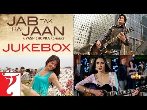 Jab Tak Hai Jaan - Full Songs - Audio Juke Box video