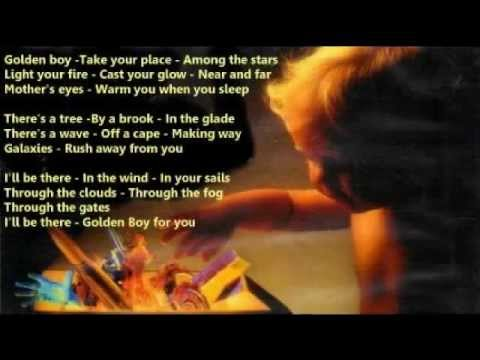Bob Seger - Golden Boy
