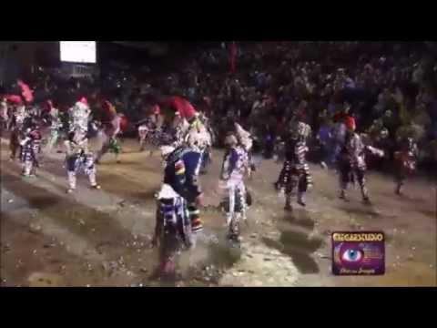 Tinkus Jairas - Carnaval Oruro 2015