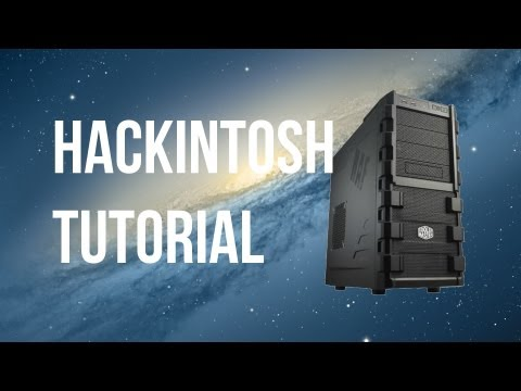 Mountain Lion Hackintosh: How to Install OS X 10.8 (2012)