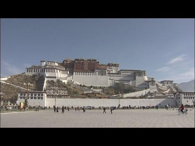 Potala Palace, Lhasa, Tibet - China