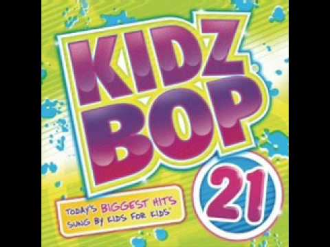 Fashion Show Music Tracks For Kids Kidz Bop We Found Love