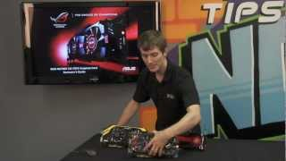 ASUS Matrix Radeon HD 7970 Platinum Video Card Review NCIX Tech Tips