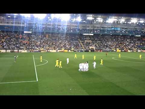 Gol Histórico Cristiano Ronaldo bate record de Hugo Sanchez Villarreal 1-3 R.Madrid