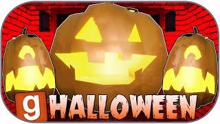 Gmod Sandbox Halloween Edition! (Garry's Mod Funny Moments)