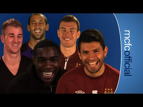 FUNNY City bloopers and outtakes | Subscribe to mcfcofficial