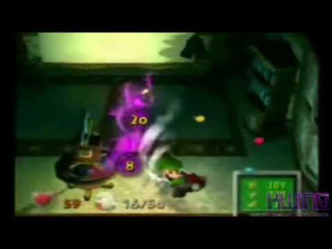 Luigi's Mansion (Gc) Review