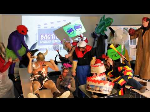 Harlem Shake - Hotel & Travel Edition / BAGTION! & ROOMNIGHT - 2013