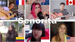 Download Song Who Sang It Better: Señorita (Indonesia, Colombia, Australia, USA, France, Canada) Free StafaMp3
