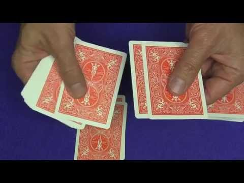 TOO MANY CARDS - Card Trick and Deck Giveaway