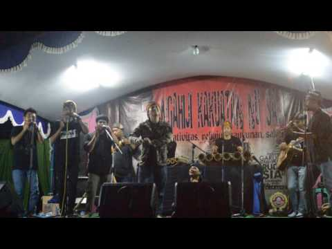 Karinding Awi Pipir - Nyawang Kamojang ( live )
