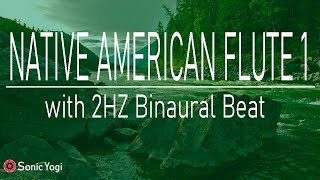 Meditation and Relaxation Music - Native American Flute with Binaural beat