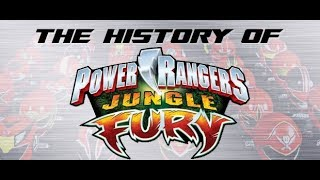 Power Rangers Jungle Fury, Part 1 - History of Power Rangers