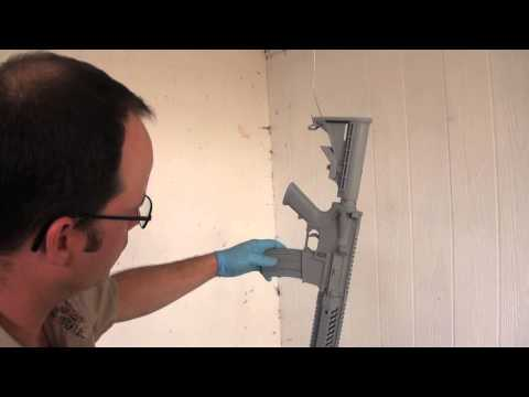 How to Spray Paint Your AR-15