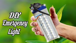 How to make rechargeable led light at home