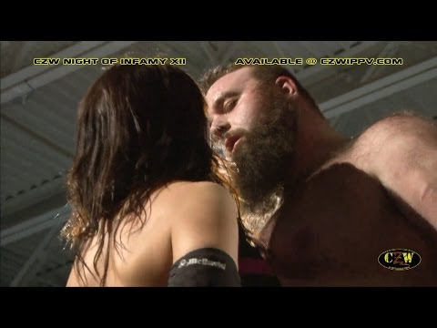 CZW Cage of Death XV: Life altering stipualtions for Greg Excellent and Pepper Parks!