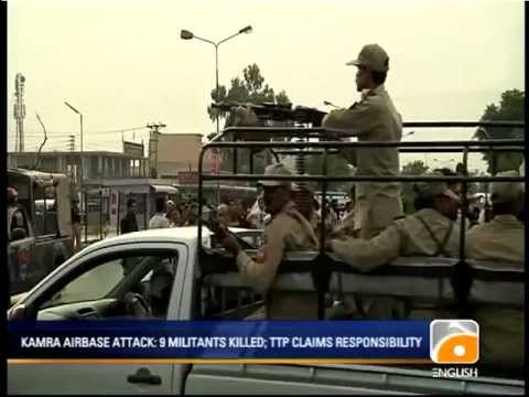 Geo News Summary- TTP Claims Responsiblity For Kamra Attack