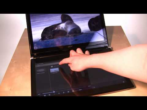 Acer Iconia Dual-Screen Laptop Review