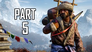 Far Cry 4 Valley of the Yetis DLC Walkthrough Part 5 - Power Generators (FC4 Gameplay Commentary)