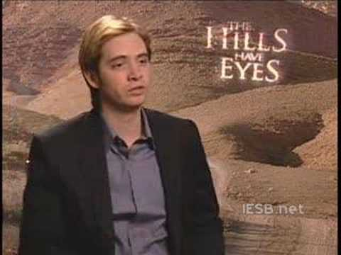 The Hills Have Eyes-Aaron Stanford Interview