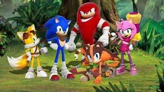 Sonic Boom: Fire & Ice All Cutscenes Full Movie (HD)