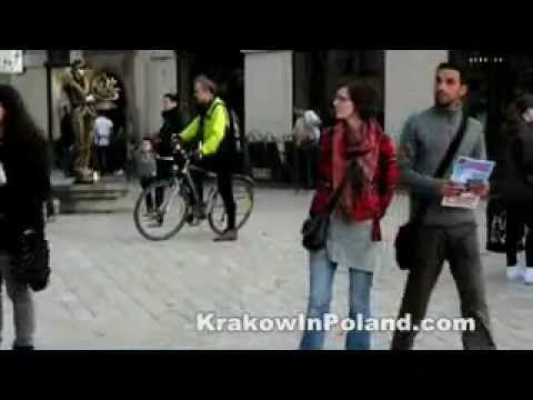 Krakow in Poland  - You are invited! (Euro 2012)