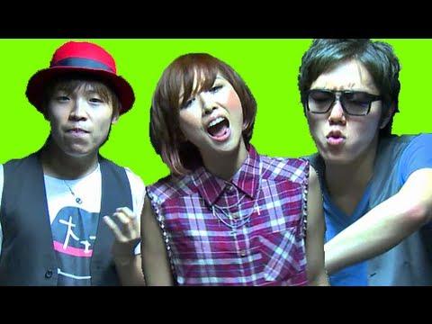 GILLE - GIRLS [with HIKAKIN + Daichi Beatbox Ver.]