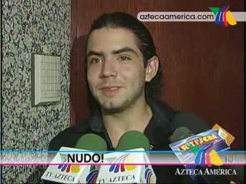 Jose Eduardo Derbez y su tatuaje prohibido