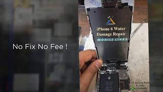 Instant iPhone Broken Screen Repair in 30 Minutes at Mobile Links E13 8HJ