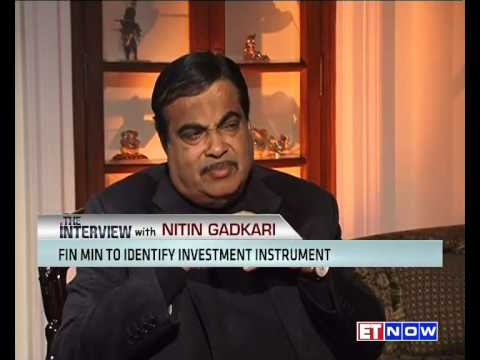 The Interview With Nitin Gadkari | FULL SHOW