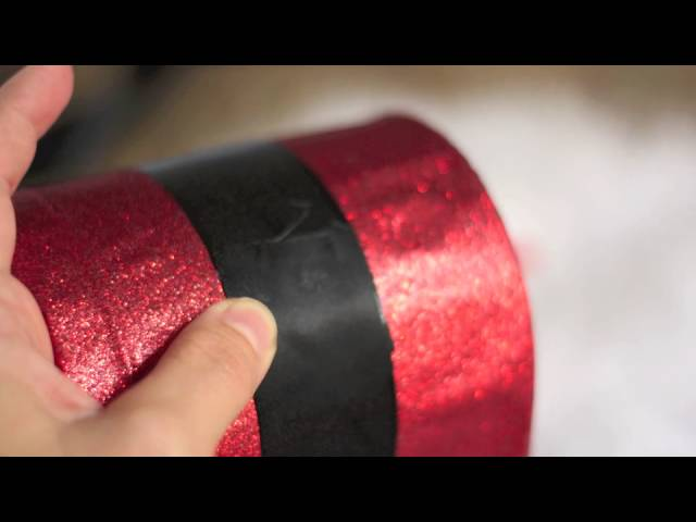 How to Make a Christmas Santa Bucket Craft