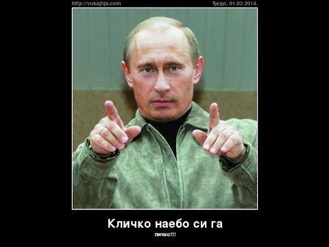 Russia vs America (Putin vs Obama) [Funny image parody #1]