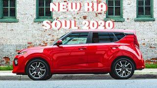 2020 New KIA Soul Ev and Soul GT Line Turbo Design - İnterior Exterior