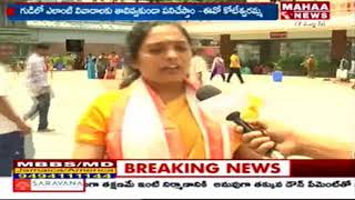 IRS Koteswaramma Takes Charge As EO For Vijayawada Durga Temple
