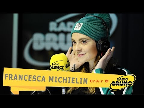 FRANCESCA MICHIELIN @ Radio Bruno