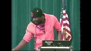 Basic DJing By DJ City and DJ Dana Scott Live on Campus TV