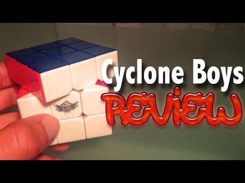 Cyclone Boys 3x3 - Review - ¡Un Puzzle de Gran Calidad!