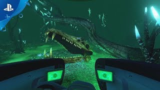 Subnautica – Announce Trailer | PS4