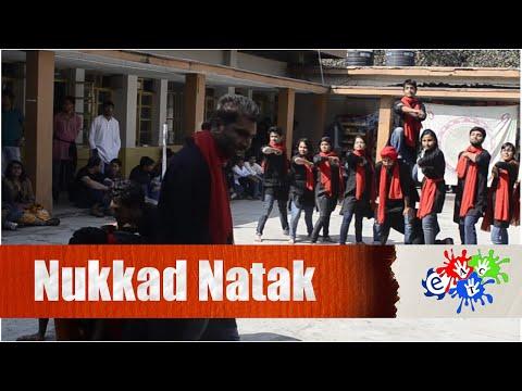 Nukkad Natak - Andekhi at IIM Calcutta by Enteract Club, NIT Durgapur