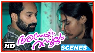 Annayum Rasoolum - Annayum Rasoolum Malayalam Movie | Malayalam Movie | Fahadh Faasil | Andrea Jeremiah | Romance | HD