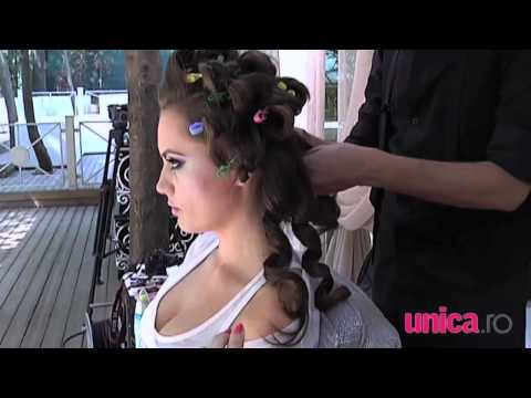 Super Bridal Hairstyle by Andrei Ambrosio